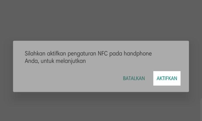 Cara Cek Saldo e-money di Handphone - 4
