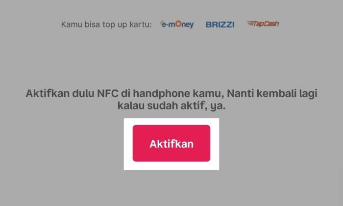 Cara Cek Saldo e-money di Handphone - 7