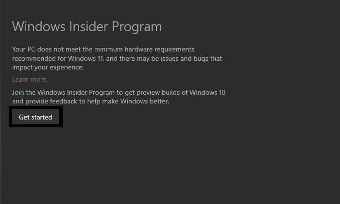 Cara Coba Windows 11 Beta - 6
