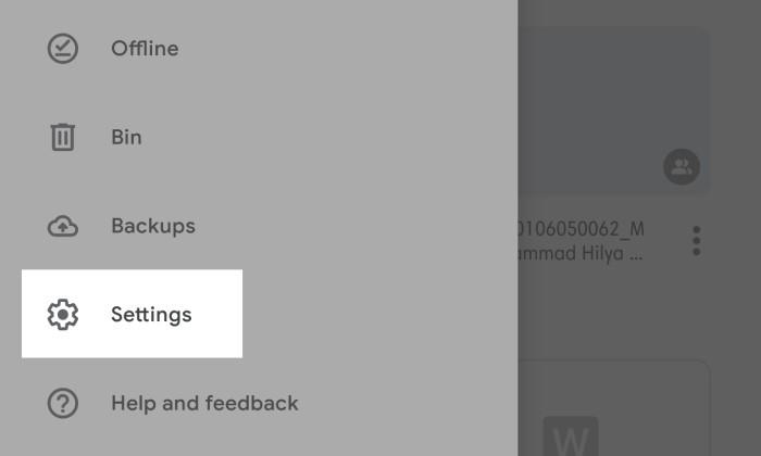 Cara Membuat Google Mode Gelap - 28