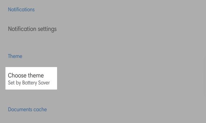 Cara Membuat Google Mode Gelap - 29