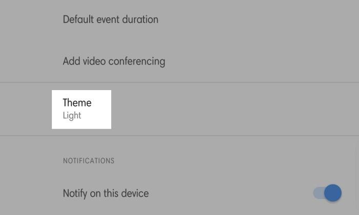 Cara Membuat Google Mode Gelap - 8