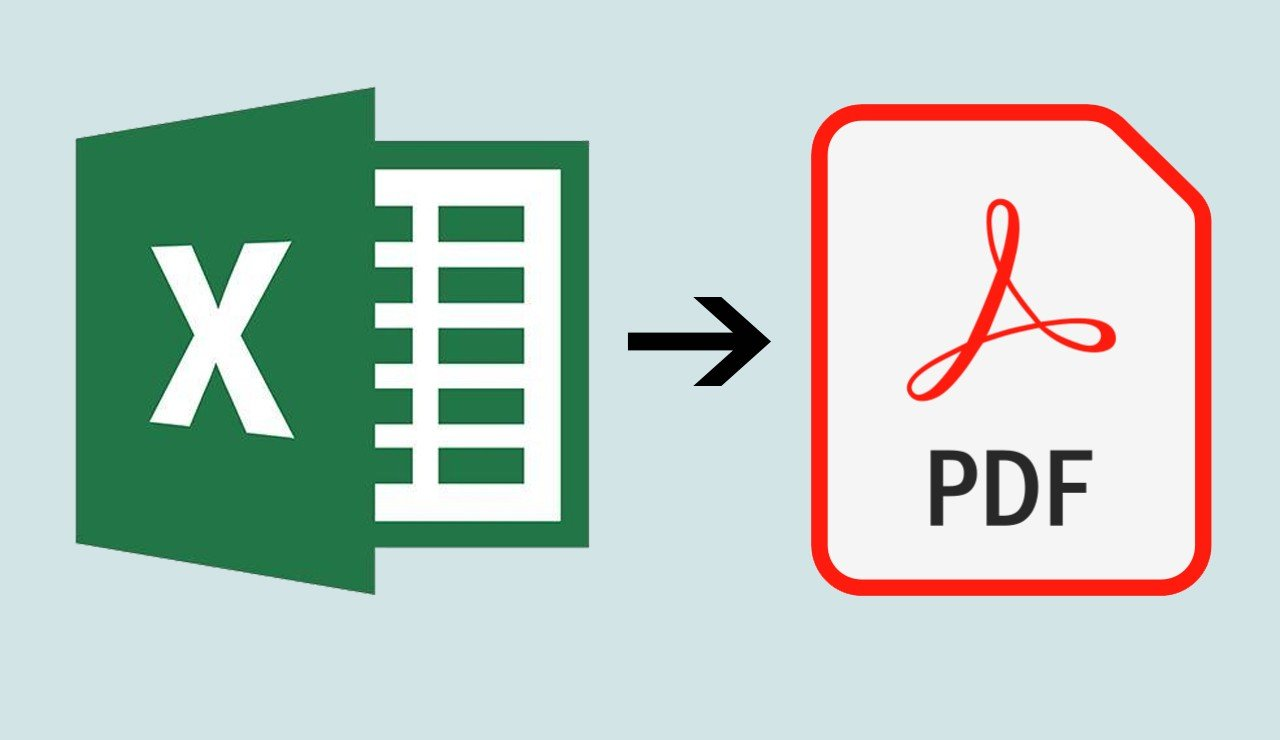 Cara Convert Berkas Excel ke PDF