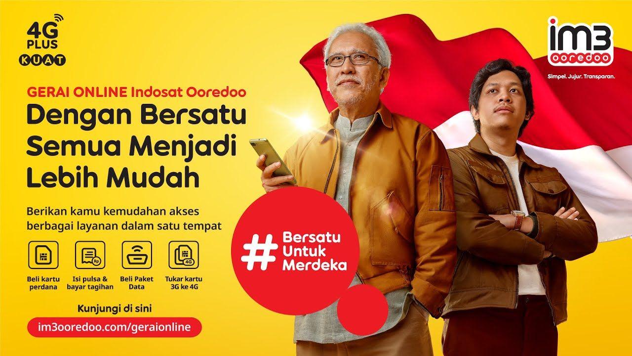 Gerai Online Indosat IM3