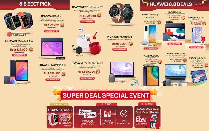 HUAWEI 8 8 Surprise Sale Discount
