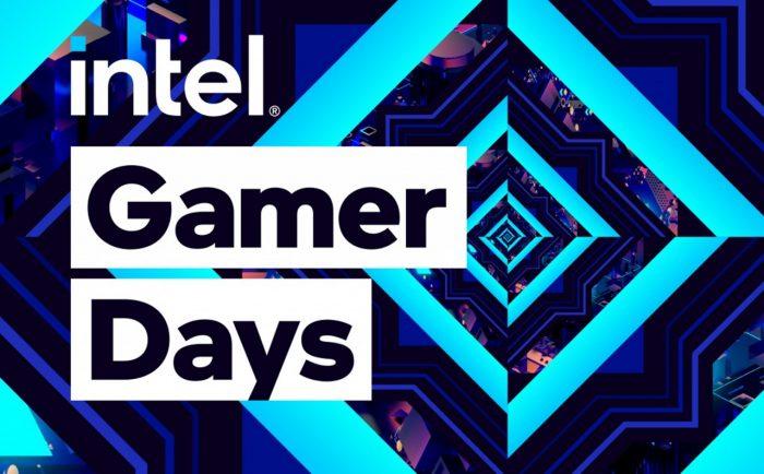 Intel Gamer Days 2021 Logo