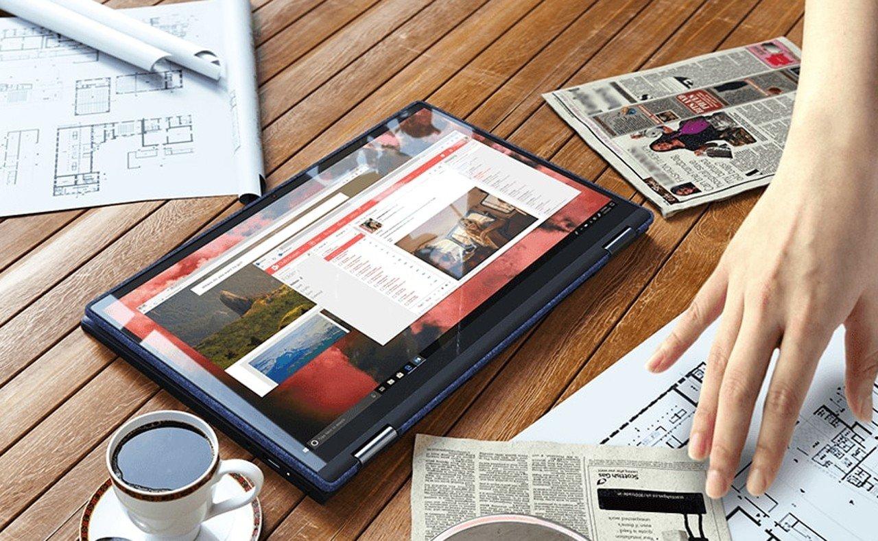 Lenovo Yoga 6 AMD Ryzen 5000