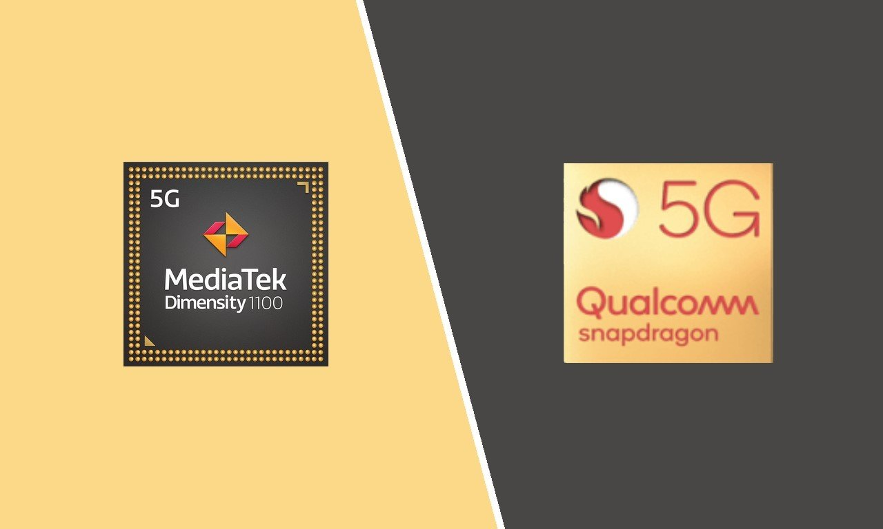 MediaTek Dimensity 1100 Vs Qualcomm Snapdragon 860 - Header