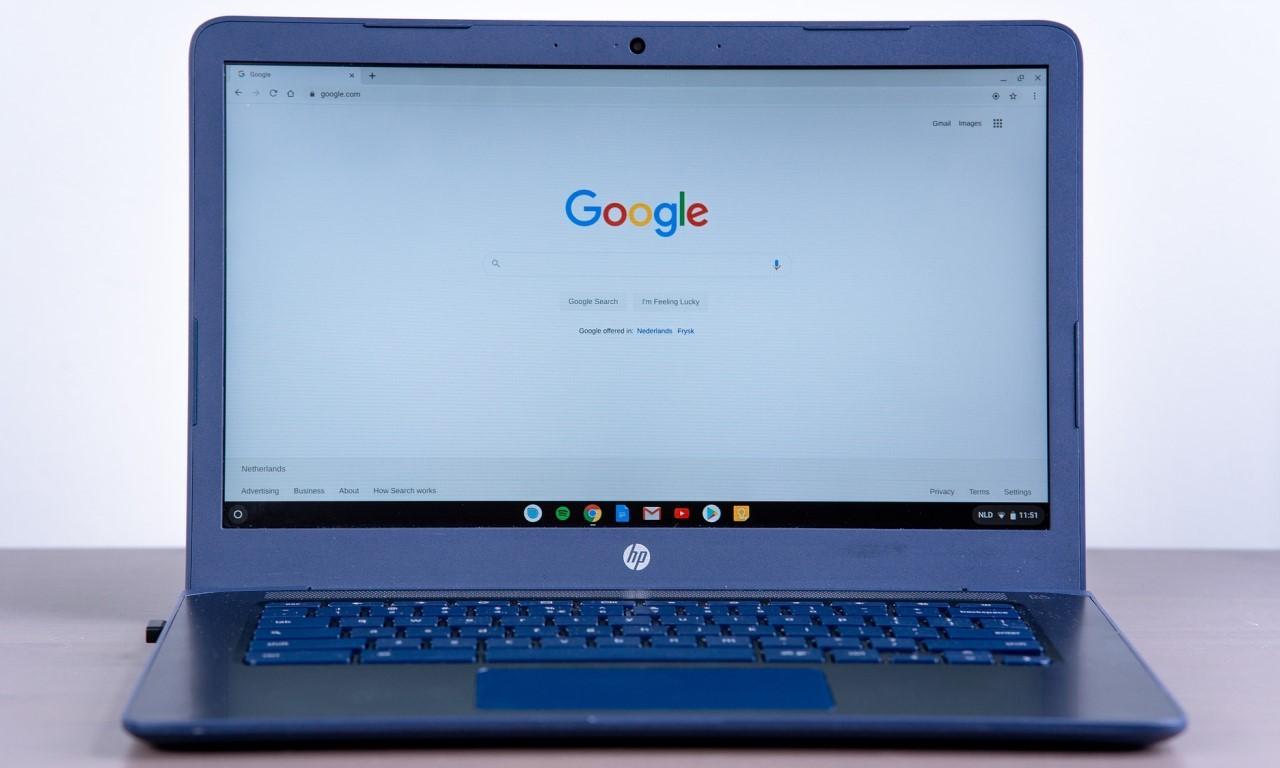 Mengenal Laptop Chromebook Header
