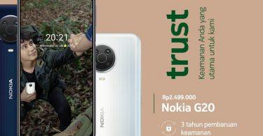 Nokia-G20-bonus-Google-Nest