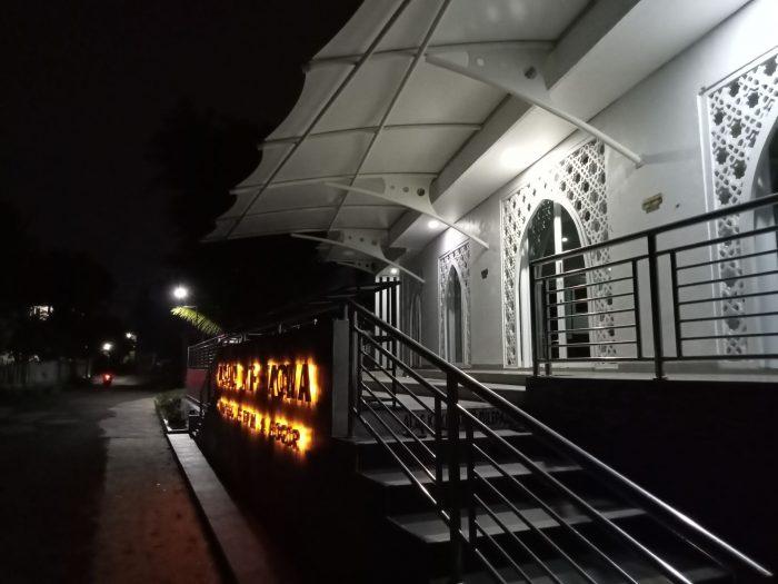 OPPO A16 Kamera Malam - Masjid