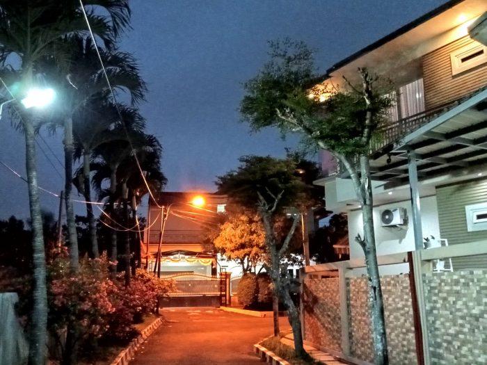 OPPO A16 Kamera Malam - Rumah Night