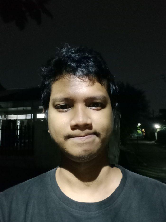 OPPO A16 Kamera Malam - Selfie Auto