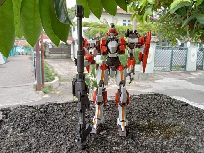 OPPO A16 Kamera Siang - Robot