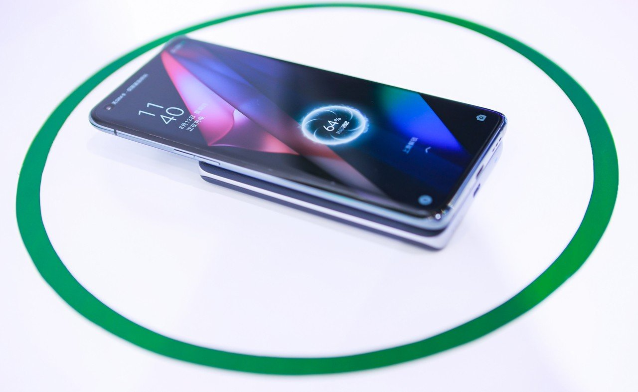 OPPO MagVOOC wireless power bank