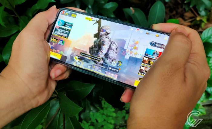 OPPO Reno6 Gaming Feature