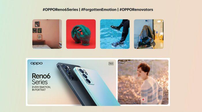 OPPO Renovators 2021 Reno6 Series