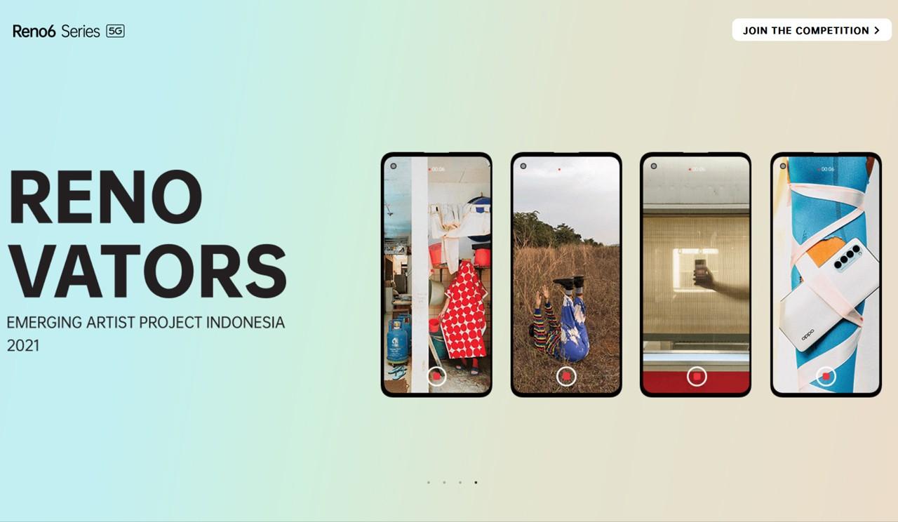 OPPO Renovators Indonesia 2021 Feature
