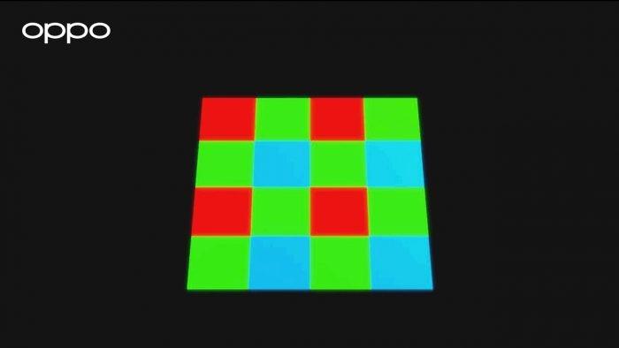 OPPO Sensor RGBW