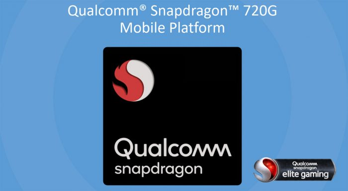Qualcomm Snapdragon 720G Elite Gmaing