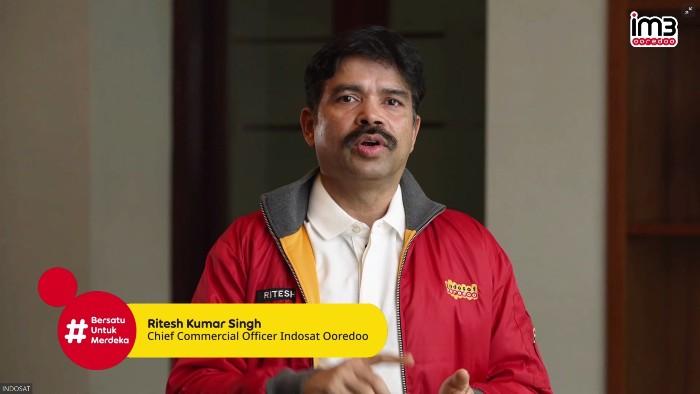 Ritesh-Singh-selaku-Chief-Commercial-Officer-at-Indosat-Ooredoo.