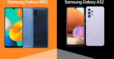 Samsung Galaxy M32 vs Galaxy A32