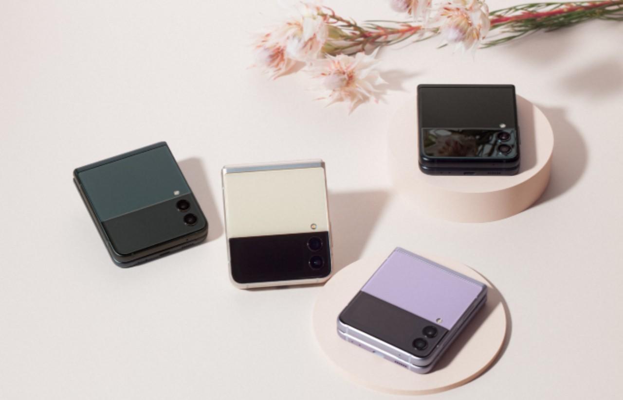 Samsung-Galaxy-Z-Flip3-5G-empat-warna
