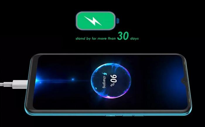 TECNO Spark 7 NFC Baterai
