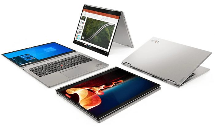 ThinkPad X1 Titanium Yoga All Mode