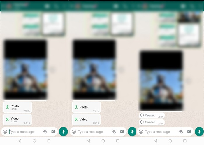 View Once WhatsApp Receiver