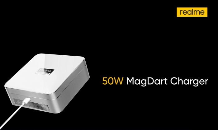 realme 50W MagDart Charger