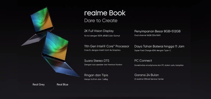 realme-Book-spek