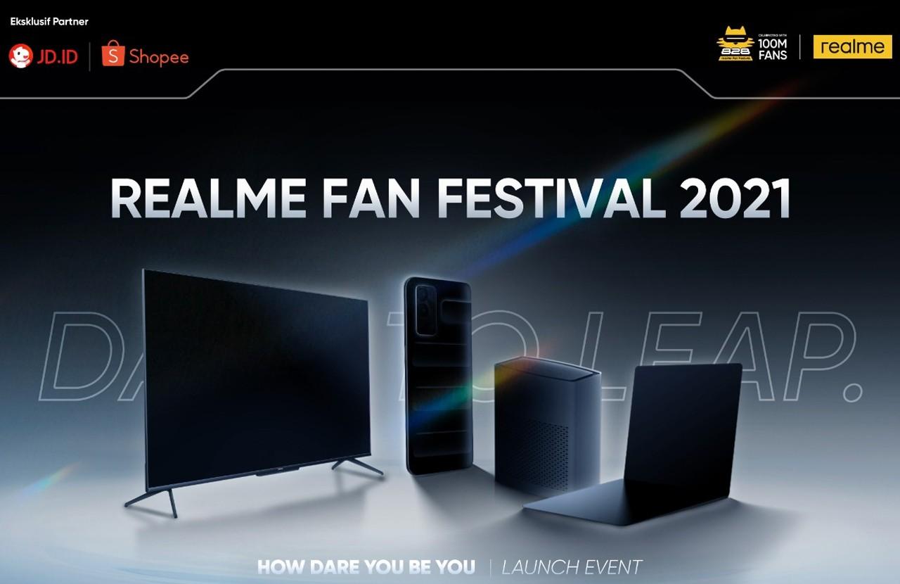 realme Fan Fest 2021 Feature