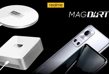 realme MagDart Feature