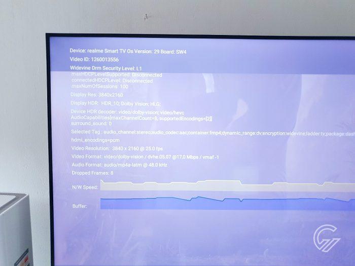 realme Smart TV 4K - 6