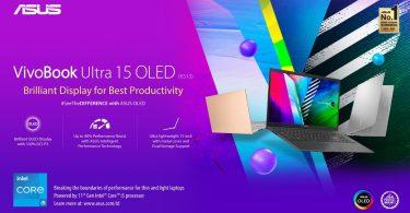 ASUS VivoBook Ultra 15 OLED