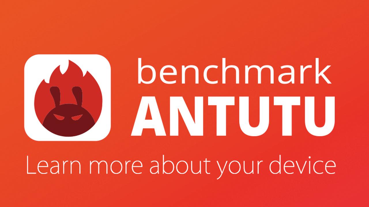 AnTuTu Benchmark Header