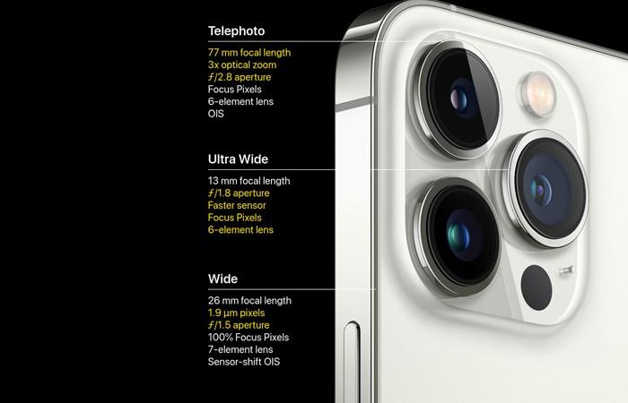 Apple iPhone 13 Pro Camera