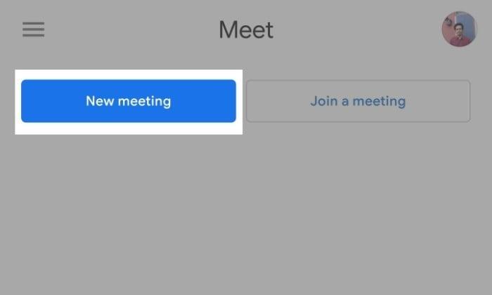 Cara Membuat Undangan Google Meet 1