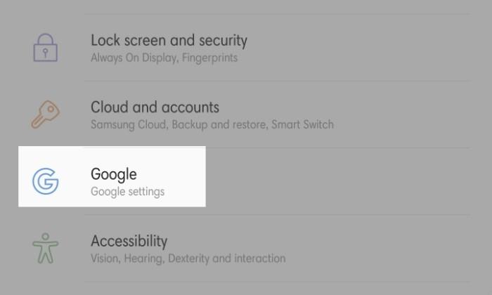 Cara Menghapus Google Smart Lock Instagram - 1