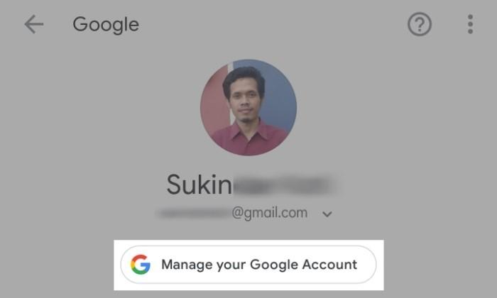 Cara Menghapus Google Smart Lock Instagram - 2