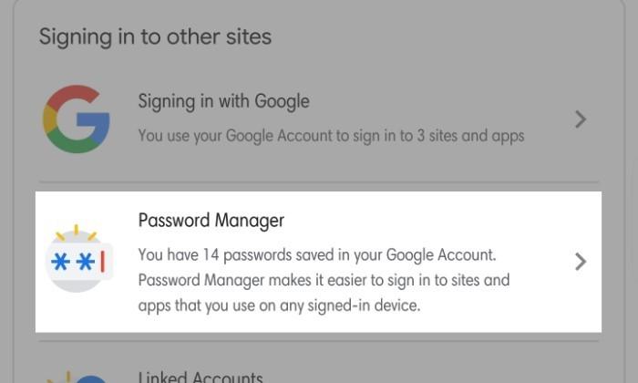 Cara Menghapus Google Smart Lock Instagram - 4