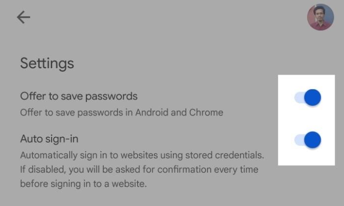 Cara Menghapus Google Smart Lock Instagram - 8