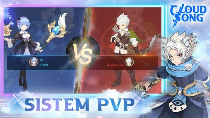 Cloud Song PVP