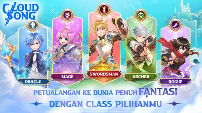 Cloud Song Saga of Skywalker Class