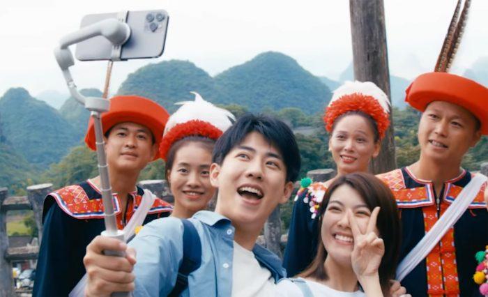 DJI OM 5 Selfie