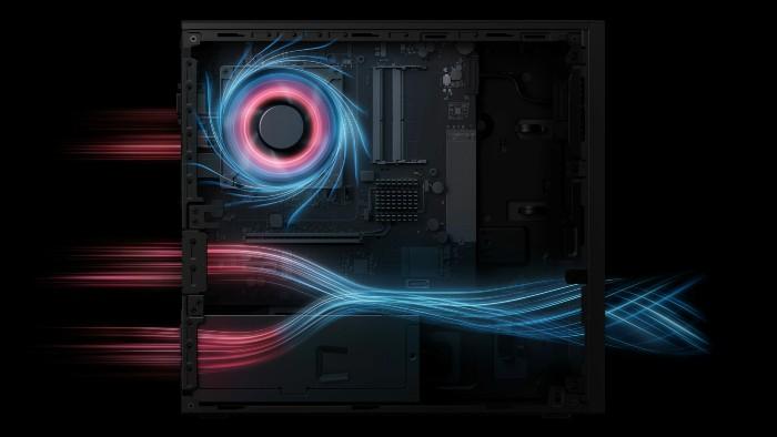 HUAWEI-MateStation-S-Cooling-System