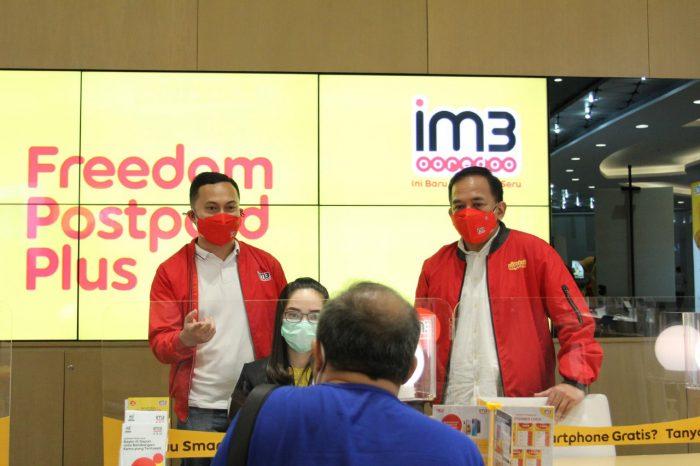 Indosat Ooredoo Gerai Online