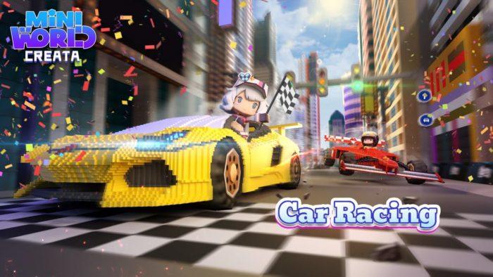 Mini World CREATA Car Racing