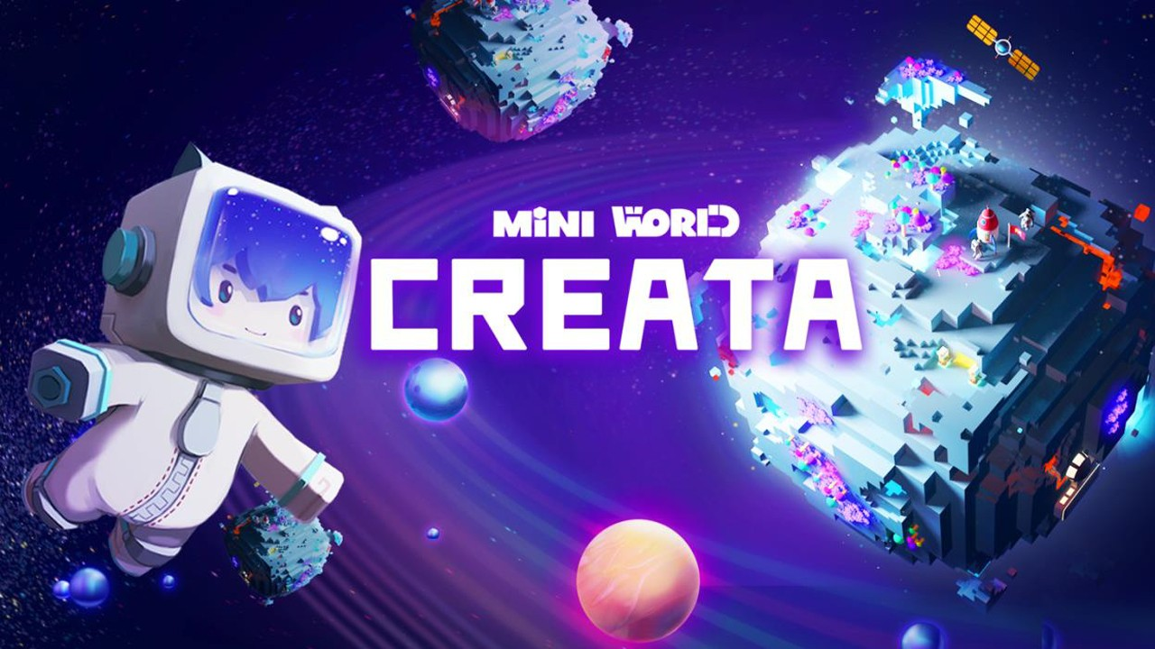 Mini World CREATA Feature